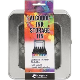 Tim Holtz Tim Holtz Alcohol Ink Storage Tin