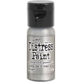 Tim Holtz Tim Holtz Distress Paint Flip Top  Pewter