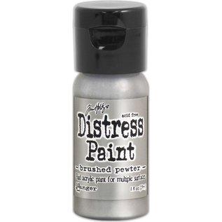 Tim Holtz Tim Holtz Distress Paint Flip Top  Pewter