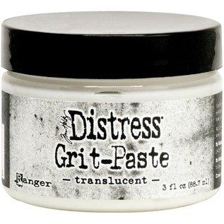 Tim Holtz Tim Holtz Distress Grit Paste 3oz Transculent