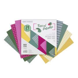 Tonic Studios Craft Perfect Card packs Tropical paradise