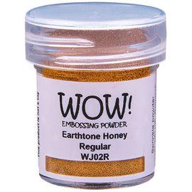 Wow Wow! Earth Tone Honey Regular
