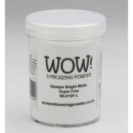 Wow WOW Opaque Bright White Super fine