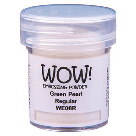 Wow Wow! Pearlescents Green Pearl