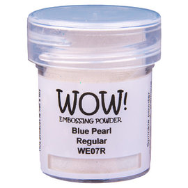 Wow Wow! Pearlescents Blue Pearl