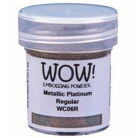 Wow Wow! Metallic Colours Platinum