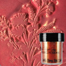Wow Lindy's Stamp Gang Holly Berry Red Gold Embossing Powder