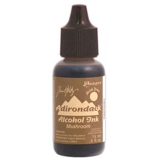 Ranger Adirondack alcohol ink open stock earthones mushroom
