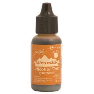 Ranger Adirondack alcohol ink refill earthones butterscotch