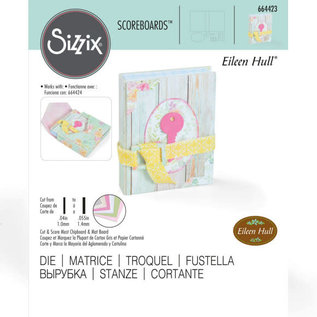 Sizzix Sizzix • ScoreBoards die tiny book