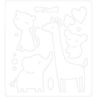 Sizzix Sizzix • Bigz die zoo friends