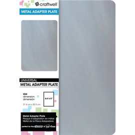 Craftwell Craftwell Metal Adapter Plate