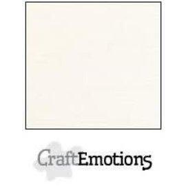 CraftEmotions CraftEmotions linnenkarton 10 vel champagne 30,0x30,0cm