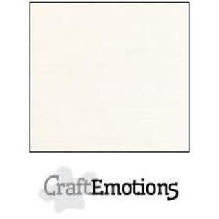 CraftEmotions CraftEmotions linnenkarton 1 vel champagne 30,0x30,0cm