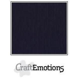 CraftEmotions CraftEmotions linnenkarton 10 vel zwart 30,0x30,0cm