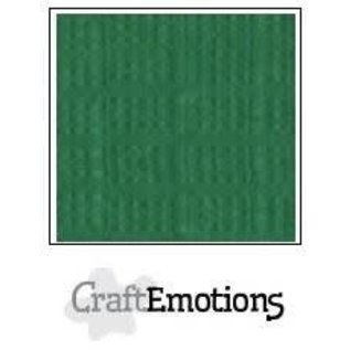 CraftEmotions CraftEmotions linnenkarton 1 vel loofgroen 30,0x30,0cm