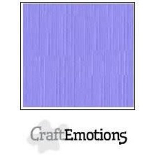 CraftEmotions CraftEmotions linnenkarton 1 vel heide pastel 30,5x30,5cm