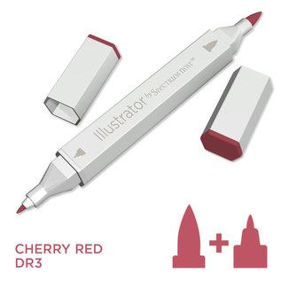 Spectrum Noir Illustrator -Cherry  Red DR3