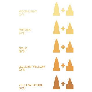 Spectrum Noir Illustrator -  Gold GY3