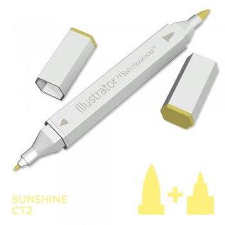 Spectrum Noir Illustrator -  Sunshine  CT2