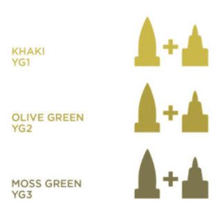 Spectrum Noir Illustrator - Moss Green YG3