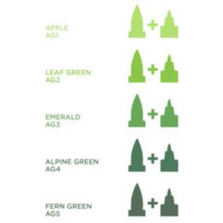 Spectrum Noir Illustrator - Leaf Green AG2