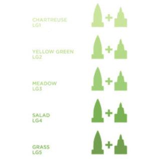 Spectrum Noir Illustrator - Chartreuse LG1