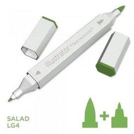 Spectrum Noir Illustrator - Salad LG4