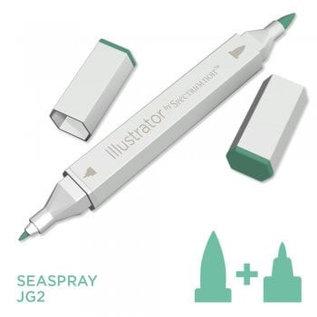 Spectrum Noir Illustrator - Sea Spray  JG2
