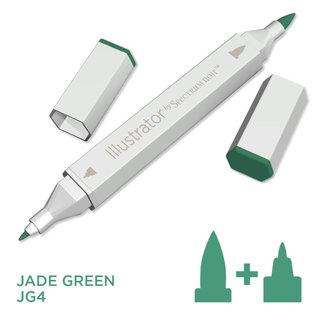 Spectrum Noir Illustrator - Jade Green  JG4