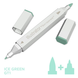 Spectrum Noir Illustrator - Ice Green GT1