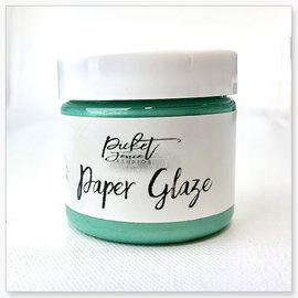 Picket Fence Studios Paper Glaze Succulent Green