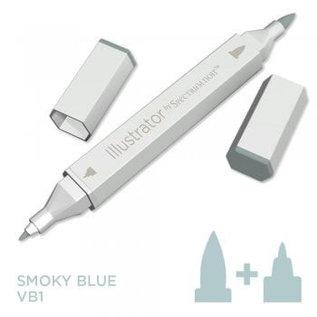 Spectrum Noir Illustrator - Smoky Blue VB1