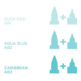 Spectrum Noir Illustrator -Duck Egg AB1