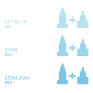 Spectrum Noir Illustrator - Cyan   IB2