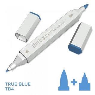 Spectrum Noir Illustrator - True Blue TB4