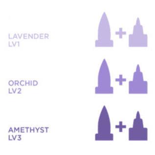 Spectrum Noir Illustrator - Amethist  LV3