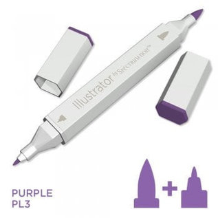 Spectrum Noir Illustrator - Purple PL3