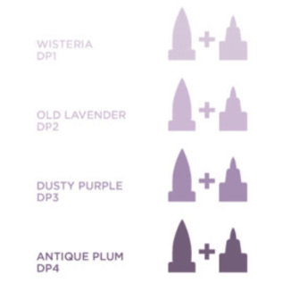 Spectrum Noir Illustrator - Dusty Purple DP3