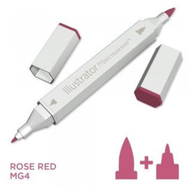 Spectrum Noir llustrator - Rose Red Mg4