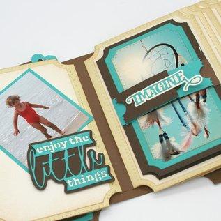 Tonic Studios My Memory Book Essentials  Never Stop Dreaming