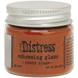 Tim Holtz Tim Holtz Distress Embossing Glaze  RUSTY HINGE