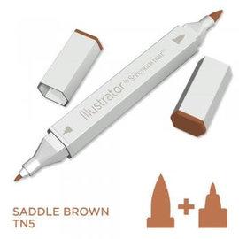 Spectrum Noir Illustrator - Saddle Brown TN5