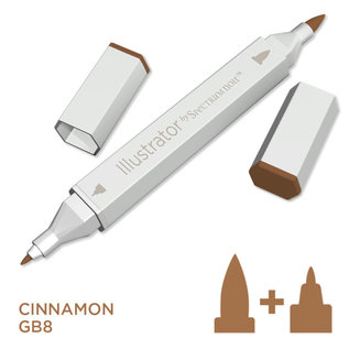 Spectrum Noir Illustrator - Cinnamon GB8