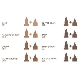 Spectrum Noir Illustrator - Black Brown  EB8