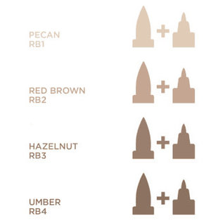 Spectrum Noir Illustrator - Red Brown RB2