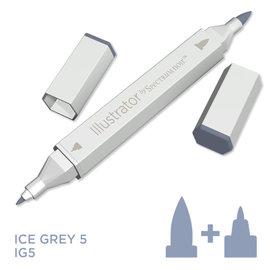 Spectrum Noir Illustrator - Ice Grey 5   IG5