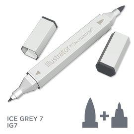 Spectrum Noir Illustrator - Ice Grey 7   IG7