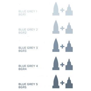 Spectrum Noir Illustrator - Blue  Grey 1   BGR1