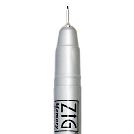 Kuretake ZIG - Pure Black 0.35mm